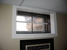 basement windows interior. Basement Remodeling Ideas Window Treatments Windows Interior