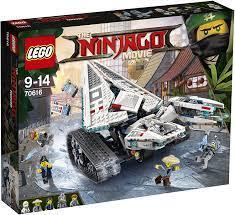 LEGO Ninjago 70616 Zane's Eis-Raupe Konstruktionsspielzeug: Amazon.de:  Spielzeug