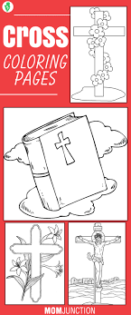 Top 10 Cross Coloring Pages For