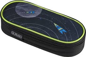 <b>Пенал</b>-<b>косметичка Herlitz</b> Case Space, 50021192 — купить в ...