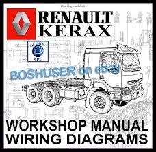 renault kerax truck lorry workshop service repair manual & wiring renault midlum wiring diagram renault kerax truck lorry workshop service repair manual & wiring diagrams