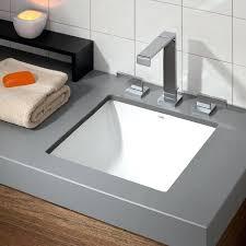 undermount bathroom sink installation instructions