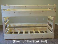 diy twin bunk beds. Simple Twin Toddler Bunk Bed PLANS Do It Yourself DIY PLANS For Building A Crib And Diy Twin Beds