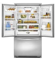 Best Cabinet Depth Refrigerator Kitchen French Door Counter Depth Refrigerator Reviews French