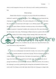 rite of passage essay rite of passage essay example topics and well written essays