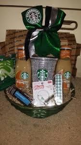 starbucks gift basket diy gifts for s visit literaryswag