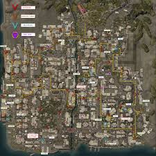 moresby city chest farming map Dead Island Map edit map updated dead island map minecraft