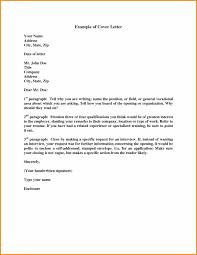 9 Letter Format Address Cook Resume