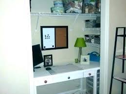 closet office ideas. Home Office Closet Ideas Design