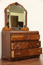 antique art deco bedroom furniture. Antique Art Deco Bedroom Furniture Luxury Sold Waterfall 1935 Vintage Queen Size 5 Pc Set Harp Ga E