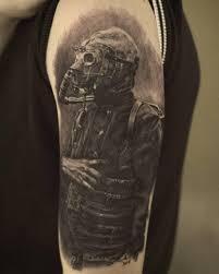 татуировки в стиле реализм