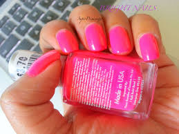 SuperPrincessjo : BRIGHT NEON PINK NAIL POLISH THREE BEAUTIES NEON ...