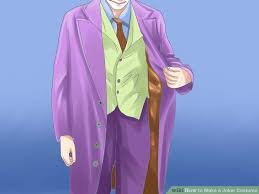 image titled make a joker costume step 1