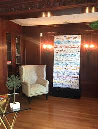 clara berta spectrum 4 abstract art painting wattles mansion interior design showcase