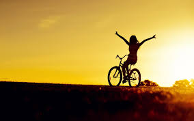 Best 46+ Bicycle Riding Background on ...