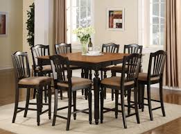 tall dining chairs counter: tall dining room tables in sweet dining room table height dining how tall is a dining
