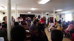 Light Mission Pentecostal Church A Glimpse Of Heaven Worshiping With Burmese Burundian