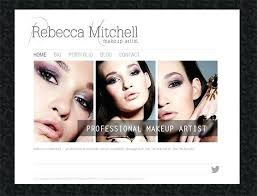 make up artist design exles of designs created by south wales based qwerty all s template for makeup artist