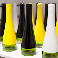Glass Bottle Lamps Lucirmas Presents Laflor Lamp From Upcycled Wine Bottle Upcyclista