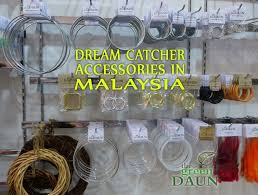 Places To Buy Dream Catchers Fascinating Where To Buy Dream Catcher Accessories In Malaysia Dream Catcher