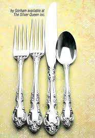 silverware patterns photos of silverware patterns silver flatware a free sterling value is plated worth anything spoon and gorham flatware patterns sterling
