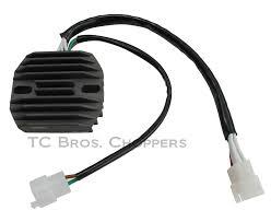 plate bracket lighting wiring harness on xs650 new