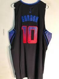 Nba Swingman Size Chart Adidas Swingman Nba Jersey Los Angeles Clippers Eric Gordon Black Vibe Sz 2x 885580509781 Ebay