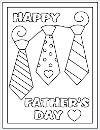 happy fathers day coloring page pages dad printable father daughter