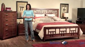 Magnussen Harrison Bedroom Furniture Magnussen Jaffrey Bedroom Set Youtube