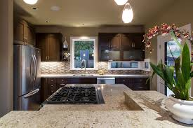nw inspired crest meadows residence contemporary kitchen nw inspired crest meadows residence contemporary kitchen angel ash quartz