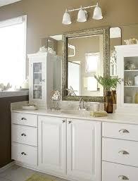 bathroom mirrors and lights. bathroom gold famed square beveled mirror mirrors and lights i