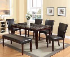 marble coffee tables danville black dining set round table top 68