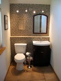 Half Tiled Bathroom Image Result For Small Toilet Tiled Half Way Toilet