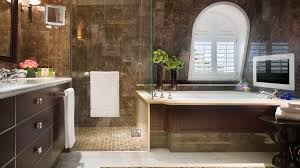 Bathroom In The Musicians Penthouse Corinthia Hotel The Finest - Luxury bathrooms london
