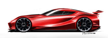 Meet the Designers Behind the Toyota FT-1 Concept Creation