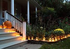 child friendly halloween lighting inmyinterior outdoor. Diy Ideas For Outdoor Christmas Decorations Beautiful Gallery Of Light House Decoration Tree Front Yard. Child Friendly Halloween Lighting Inmyinterior E