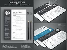Modern Resume Template Word Professional Word Resume Template Modern