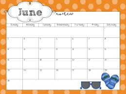 Schedule Cute Monthly Calendar Template Microsoft Word With Border