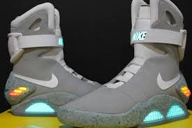 nike air mags. nike air mag back to the future unveiled trainers mags