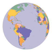 fuse clipart political map earth globe