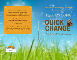 back and front cover for debbie young s quick change