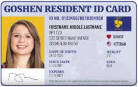 Cards To In Goshen Resident Id - Now Warsaw Debut December News