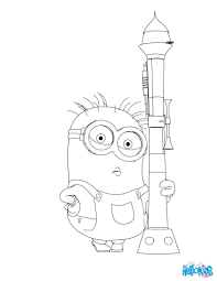 Small Picture Minion coloring pages Hellokidscom