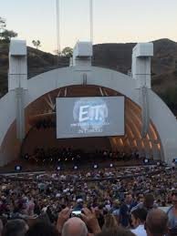 Hollywood Bowl Seating Chart Super Seats Hollywood Bowl Section J2 Rateyourseats Com
