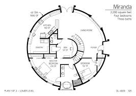 274 best circular homes images on pinterest dome house, square Earth House Design Plans floor plan dl 4509 monolithic dome institute earth home design plans or pictures