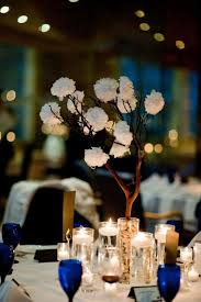 Paper Flower Centerpieces At Wedding Tissue Paper Flower Centerpiece Wedding Magdalene Project Org