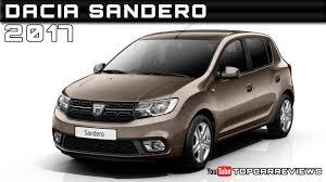 2017 Dacia Sandero Review Rendered Price Specs Release Date - YouTube