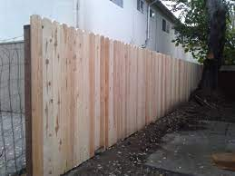like redwood build a redwood fence