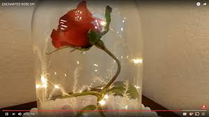 picture of diy enchanted rose