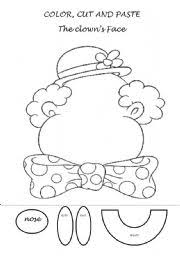 thumb202070451442089 english teaching worksheets parts of the face on worksheets parts of the body for kindergarten